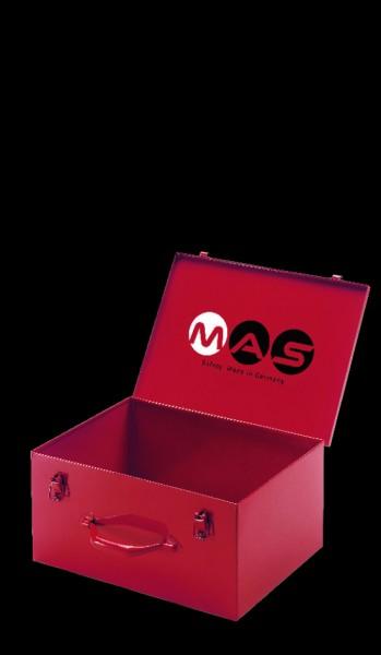 MAS Gerätekoffer aus Stahlblech