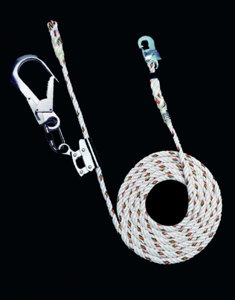 MAS MA5 Rückhalteseil einstellbar Seil 16mm