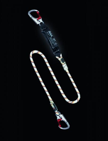 MAS Bandfalldämpfer-Verbindungsmittel Kernmantelseil 16mm