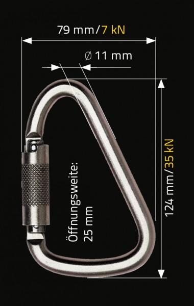 MAS BS 25 TW Stahl