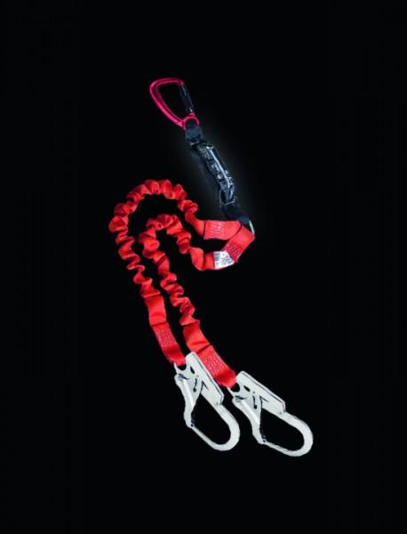 MAS Bandfalldämpfer-Verbindungsmittel TWIN flexibles Gurtband FlexBelt 2m