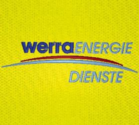 Werra Engergie Logo